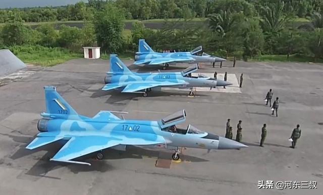 缅甸空军买家秀,高调展示枭龙未来可能引进3.5代BOLCK3型