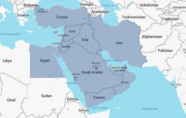 2019年中东跨境电商市场服务发展概况